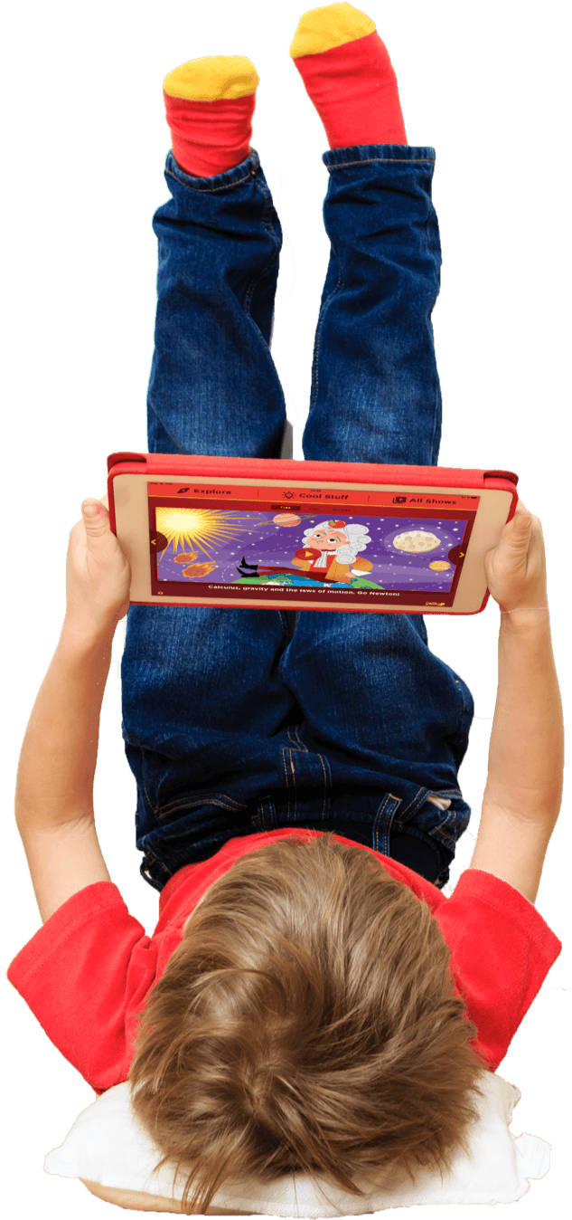 Da Vinci Kids | Be amazed every day - Educational TV Shows