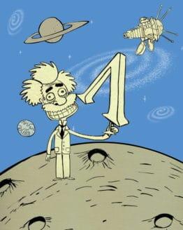 Aventuri de 60 de secunde în astronomie - Da Vinci Kids