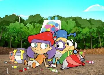 Arta cu Mati și Dada - Da Vinci Kids